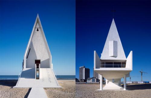Cappella Seashore by Vector Architects, Baidaihe (China)