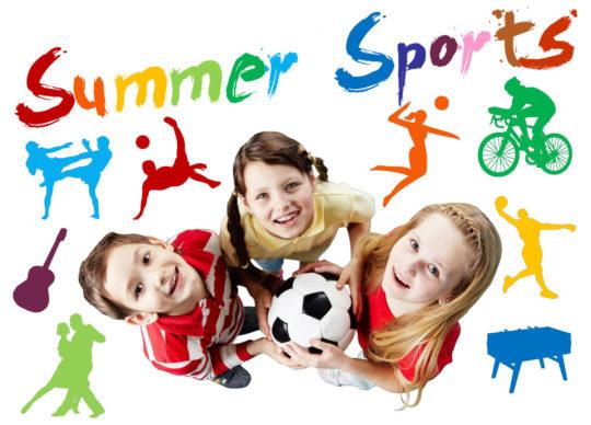 Locandina Summer Sports