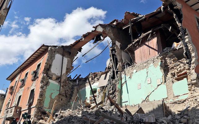 Il terremoto del centro Italia e la messa in sicurezza delle case