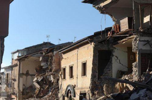 Terremoto centro Italia – ReLUIS mostra le condizioni delle abitazioni colpite