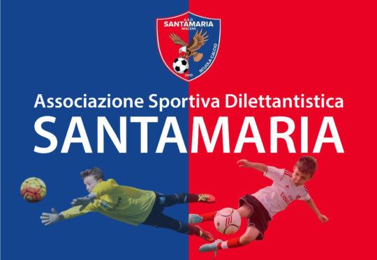 Locandina A.S.D. Santamaria