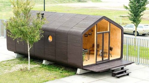 Architettura sostenibile. La casa di cartone per tutta la vita