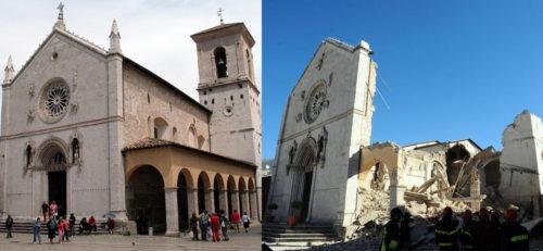 Terremoto nel centro Italia di magnitudo 6,5 – Un esempio di speranza