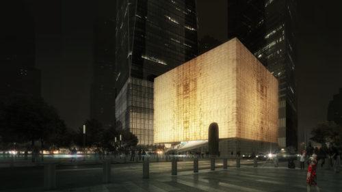 Ronald O. Perelman Performing Arts Center_Studio Rex Architecture