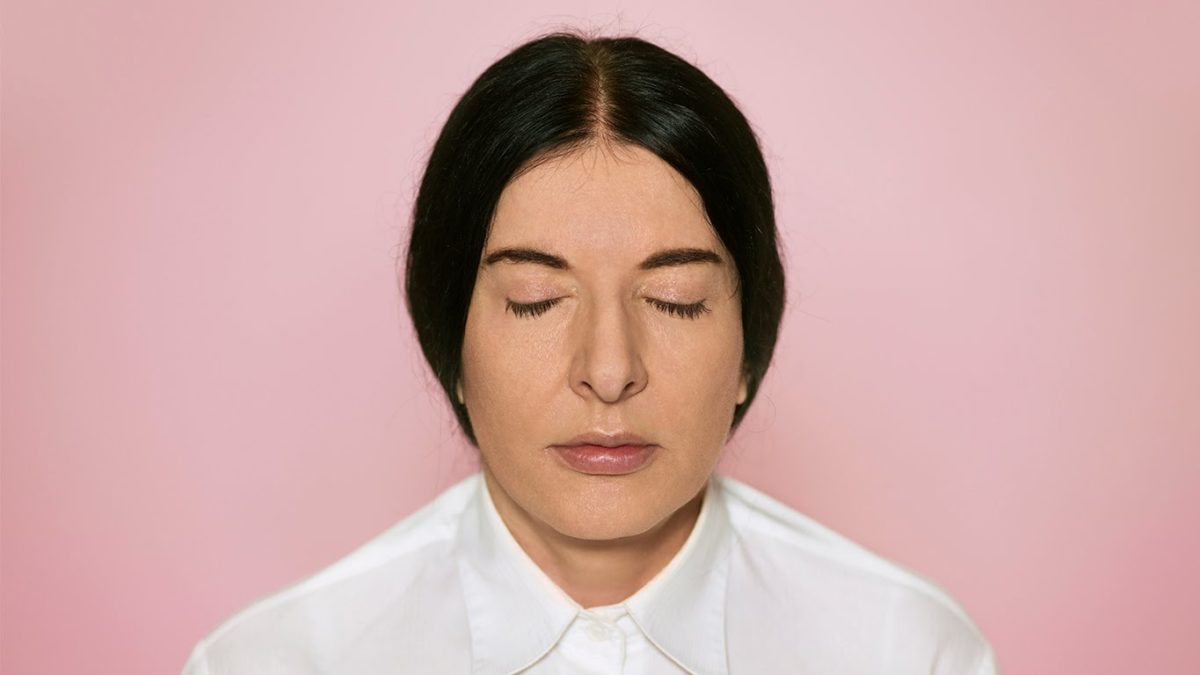 Marina Abramovic – The Space in Between
