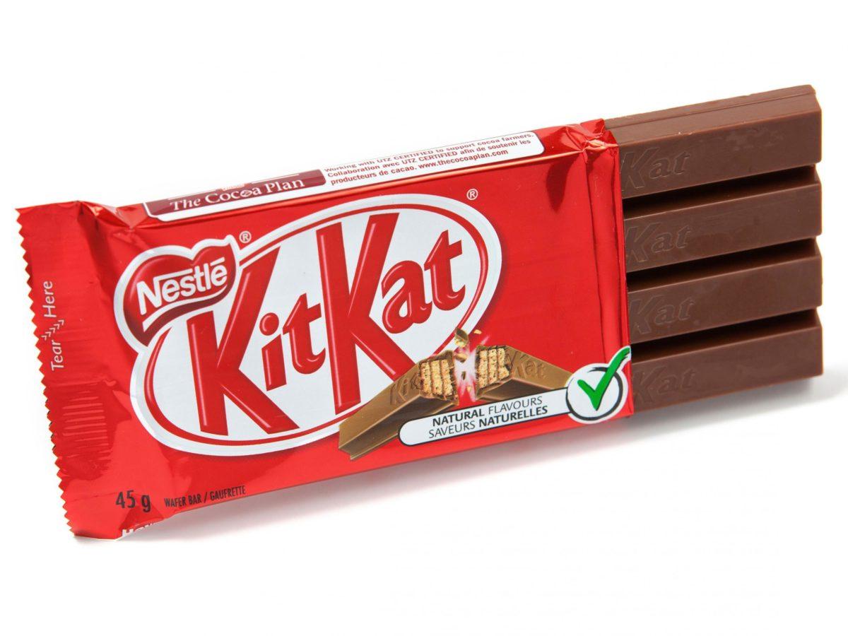 Negato marchio britannico a KitKat della Nestlè
