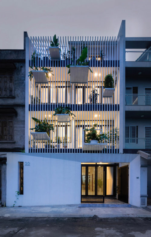 TH House – Hanoi_DANstudio