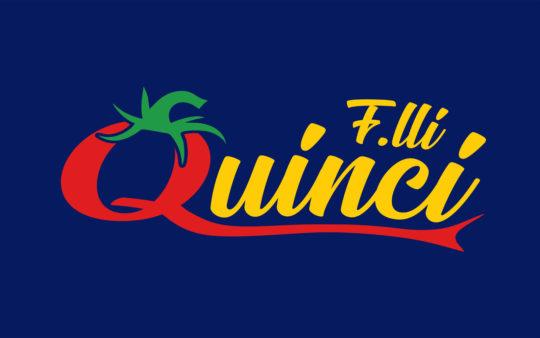 Logo packaging Quinci
